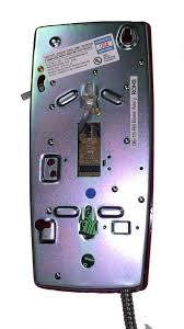 cortelco wall mount phone teledynamics product details itt 2554 arc rd