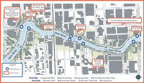 map of ft lauderdale water trolley