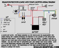 simple wiring diagram still needs help yamaha xs650 forum