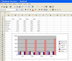 Excel Spreadsheet Edit View Excel Spreadsheet With Jxcell In Java