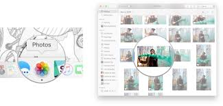 how to share pictures and videos in photos for mac imore