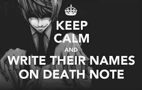 Worlds Best Meme - top 15 hilarious death note memes myanimelist net