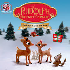 rudolph the red nosed reindeer rudolph saves the day anonymous