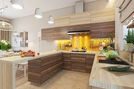 yellow kitchen wood cabinets 22 yellow accent kitchens that really shine