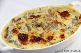 cuisine des blettes recette gratin de côtes de blettes la cuisine familiale un plat
