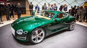 bentley custom bentley poised to electrify exp 10 speed 6 sports car roadshow