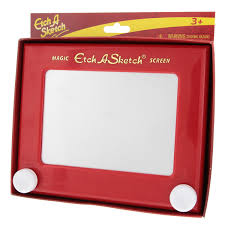 etch a sketch classic drawing toy vintage toys and games