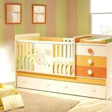 Baby Crib With Changing Table Crib Changing Table Dresser Set Awesome Nursery Decors Crib And