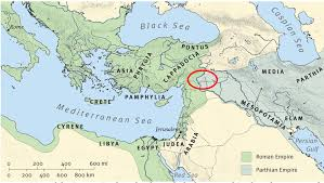 Rome World Map by Lessons From History The Parthian Defeat Of Rome