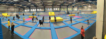 airhop trampoline park in bristol birthday party review family