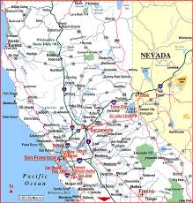 northern map highway map of northern california aaccessmaps com