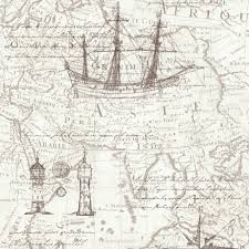 map pattern p s vintage atlas map pattern nautical non woven textured