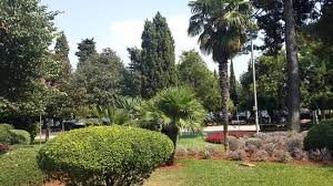 Parking Near Botanical Gardens Park Near The Parking At The Entrance To The Town Picture Of