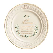 anniversary plates 50th anniversary belleek classic 50th anniversary plate belleek