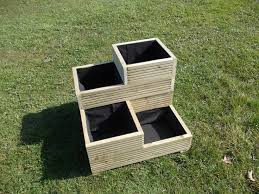 the 25 best large wooden planters ideas on pinterest large