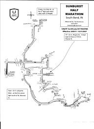 Boston Marathon Route Google Maps by Marathon And Half Marathon