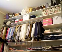 the sunday brief 3 easy steps to clean your closet style at a