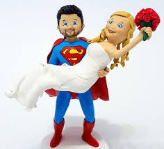 superman cake toppers gallery tessa s figurines