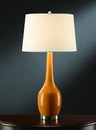 Home Decorators Lamps by Tangerine Ceramic U0026 Metal Table Lamp Amazon Com