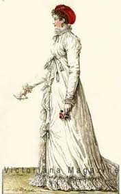 fashion in the 1800s french fashion history