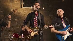 three card trick wedding band glasgow wedding band strange bru
