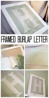 Burlap Home Decor Ideas 1006 Best Burlap Crafts Decor And Ideas Images On Pinterest