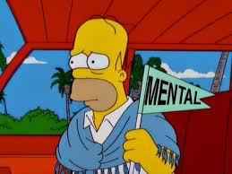 Homer Meme - the simpsons meme mental homer on bingememe