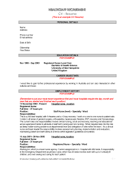 One Job Resume Templates by Resume Examples Chief Of Staff Sample For Intended Job Template 87