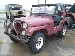 jeep kaiser cj5 cj willys for sale