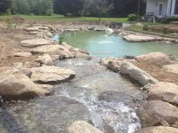 Aquascape Ponds Gorgeous Ecosystem Waterfall Garden Pond Monroe County Rochester