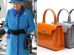 queen handbag handbag sales skyrocket inspired by queen elizabeth