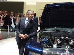 roll royce drake iaa 2011 rowan atkinson aka johnny english comes to rolls royce