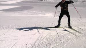 the elements of cross country skiing skate skiing youtube