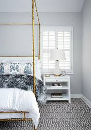 Gold And Blue Bedroom Gold And Gray Bedrooms Transitional Bedroom
