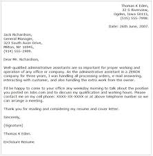 employment offer cover letter sample for graduate intended