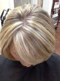 photos of gray hair with lowlights 90 gray blended with highlights and lowlights i m a hairstylist