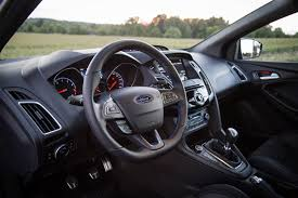 New Focus Interior Review 2017 Ford Focus Rs Canadian Auto Review