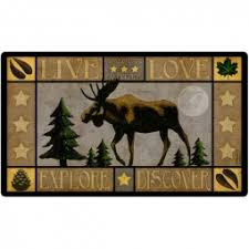 Moose Bathroom Accessories by Clearance Cabin Place