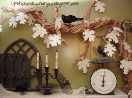 24 spooktacular halloween mantels and vignettes dwelling in