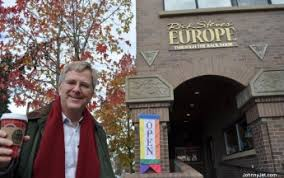 rick steves europe through the back door travel store snohomish