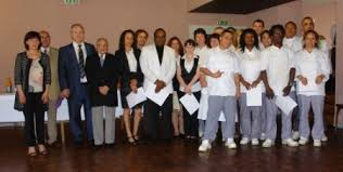 chambre de commerce vichy remise de diplôme au centre de formation hôtelière de vichy