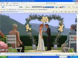 wedding arches in sims 3 does the sims 3 the wedding arch the sims forums