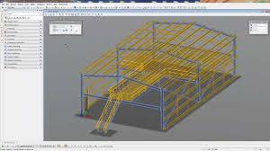 power prosteel modelling part 1 youtube