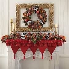 mantel scarf 17 best mantel scarfs images on christmas deco