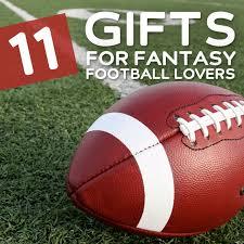gift ideas for soccer fans 11 gifts for the fantasy football lover dodo burd