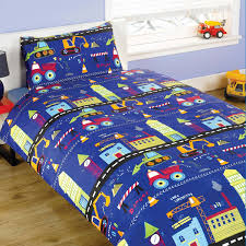 Harry Corry Duvet Covers Diggers Blue Duvet Set Harry Corry Limited