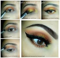 bridal eyes makeup tips 2016 eyeshadow tutorial step by step