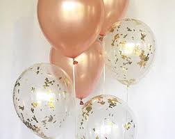 gold balloons gold balloon etsy