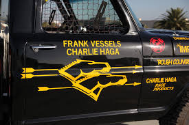 Ford Diesel Truck Decals - frank u201cscoop u201d vessels u0027 1972 ford f 100 race truck goes to auction