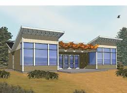 Single Story Ranch Homes 54 Best House Plan Images On Pinterest Architecture Modern